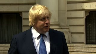 UK's new FM Johnson: Leaving the EU does not mean leaving Europe