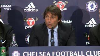 Conte hopes to light a fire under the Premier League