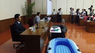 N. Korea says arrests defector who worked as S.Korea agent