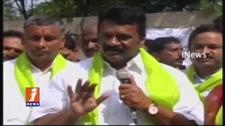 Talasani Plant Trees in Habsiguda Haritha Haram | iNews