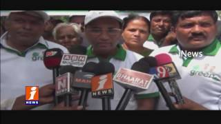Kodela Siva Prasad Pant Trees in Guntur | iNews