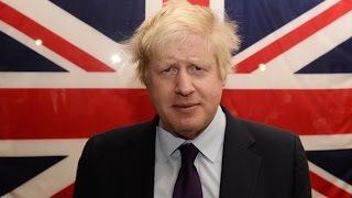 Boris Johnson's Neighbors Apologize to World For Boris Johnson
