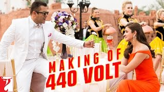 Making of 440 Volt Song Sultan Salman Khan | Anushka Sharma | In Cinemas Now