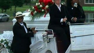 Raw: Funeral for Philando Castile