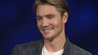 Chad Michael Murray Embraces Fear for New Film