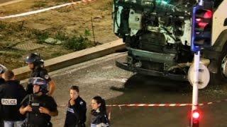 Raw: Investigators Examine France Attack Truck