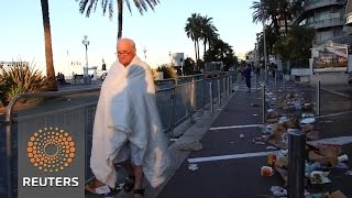 Nice awakes to carnage of Bastille Day attack