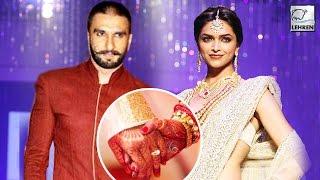Ranveer Singh & Deepika Padukone WEDDING Date REVEALED!!!