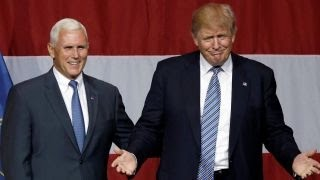 Donald Trump announces Gov. Mike Pence as running mate