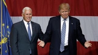 Miller: Pence was the only choice for Trump