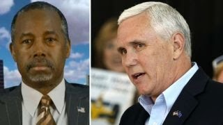 Dr. Ben Carson: Pence fills in a lot of the gaps for Trump