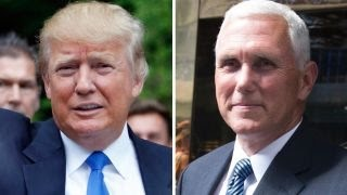 The advantages and disadvantages of a Trump-Pence ticket