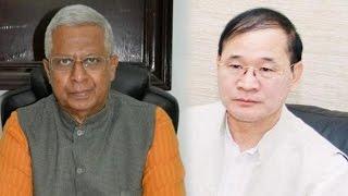 Arunachal Pradesh CM Nabam Tuki to Meet Governor Tathagata Roy