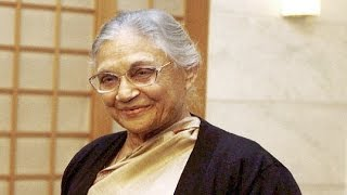 All you need to know about Sheila Dixit