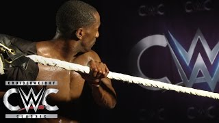 Kenneth Johnson is out to inspire: Cruiserweight Classic