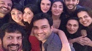 Katrina Kaif Birthday Party 2016 - Alia Bhatt, Arjun Kapoor, Sidharth Malhotra, Karan Johar