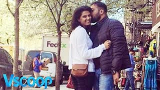 Anurag Kashyap Caught Romancing With Girlfriend In New York #VSCOOP