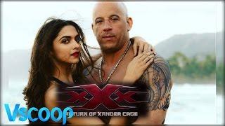 Deepika Padukone Reveals Official XXX Logo #VSCOOP
