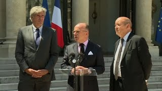 Nice attacker was 'radicalised quickly': Cazeneuve