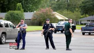 At least 3 officers dead in Baton Rouge shooting