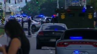 Raw: Three Police Officers Dead in Baton Rouge