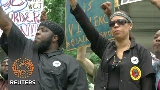 New Black Panthers prepare to protest Republican convention
