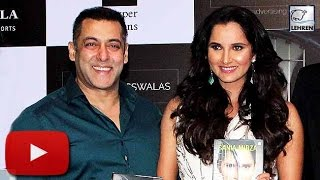 UNCUT | Salman Khan & Sania Mirza At 'Ace Against Odds Book