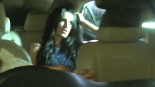 Katrina Kaif's sister Isabelle Kaif SPOTTED at sister's Bash Video