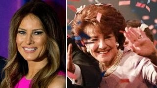 Will Melania Trump have her Elizabeth Dole moment?