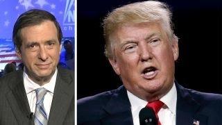 Kurtz: Media's negative oppo dump on Trump