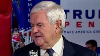 Gingrich's take: Melania Trump and 'The Donald's'image
