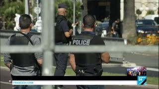 Attack in Nice: French police detain several suspects over Nice terrorist attack