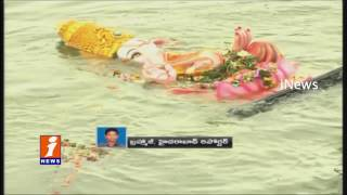 T Govt TO High Court | Ganesh Idol Immersion will Not Done in Hussain Sagar | iNews