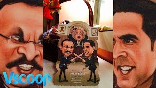 CHECK OUT | Jolly LLB 2 POSTER Featuring Akshay Kumar #VSCOOP