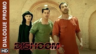 Varun & John meet their match Dishoom Dialogue Promo