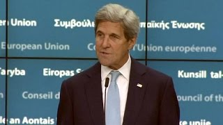 """John Kerry urges Turkey to """"respect rule of law"""""""