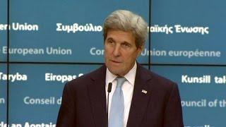 John Kerry warns Turkey: Nato membership is at stake