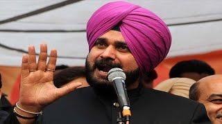 Navjot Singh Sidhu resigns as Rajya Sabha MP