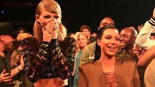 Kim Kardashian LEAKS Video of Taylor Swift Approving Kanye's Song & Taylor Fires Back