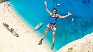 """""""Navagio Beach"""" Base Jumps - Base Dreams"""