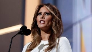 Was Melania Trump's speech too similar to Michelle Obama's?