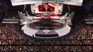 How the media covered day one of the Republican convention