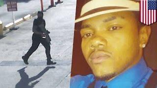 Baton Rouge shooting: Eagle-eyed cop lands kill shot on shooter Gavin Long from 100 yard