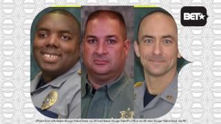 Baton Rouge Police Shooting Kills Three Officers