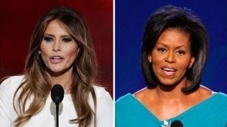 Do allegations of plagiarism stain Melania Trump's speech?