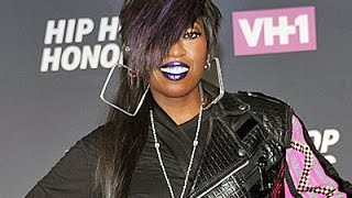 Hip hop stars share their love for Missy Elliott