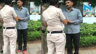 Delhi girl caught an OLA driver secretly recording her