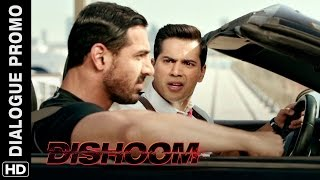 Varun & John can't see eye to eye Dishoom  Dialogue Promo