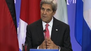 Kerry Raises $2B From Foreign Donors to Aid Iraq