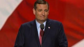 Cruz Congratulates Trump on GOP Nomination